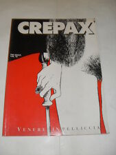 CREPAX - VENERE IN PELLICCIA - SUPPLEMENTO A BLUE N. 43 - 1994