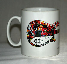 Guitar Mug. Mani's Rickenbacker 4005 illustration.