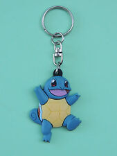 Pokemon Go #007 Carapuce / Squirtle Figurine 2D Figure Key chain ring Nintendo