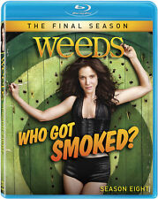 Weeds: Season Eight [2 Discs] (2013, Blu-ray NEUF) BLU-RAY/WS2 DISC SET