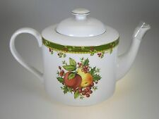 Colonial Williamsburg Winter's Garland Beverage Pot NEW WITH TAGS