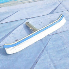 "18"" Deluxe Above Ground & Inground Swimming Pool Aluminum Frame Wall Brush"