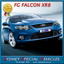 FALCON FG FPV GT XR8 BOSS BONNET STEEL - BRAND NEW! - FITS XR6