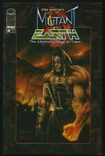 MUTANT EARTH  THE CONTINUING SAGA OF TRAKK  US IMAGE COMIC VOL.1 # 2/'02