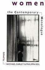 The Contemporary Monologue: Women by Taylor & Francis Ltd (Paperback, 1995)