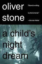 A Child's Night Dream By Oliver Stone, Olive Stone 1998 Paperback Thrillers