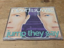 DAVID BOWIE - JUMP THEY SAY - SLIM JEWEL CASE !!! RARE CD