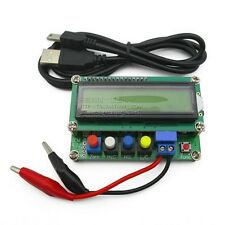 1PCS LC100-A Full function type Inductance Capacitance meter LC meter