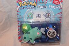NEW IN BOX POKEMON GOTTA CATCH THEM ALL BATTLE SET BULBARSAUR VS. POLIWAG