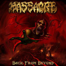 MASSACRE - Back From Beyond - CD - DEATH METAL