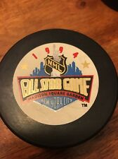 New York Rangers 1994 NHL ALL STAR Game TRENCH Hockey Puck Statue O Liberty (KC)