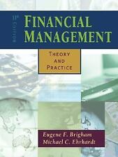Financial Management Theory and Practice (Eugene F Brigham)