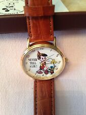 Disney Pinocchio Collectible Watch New