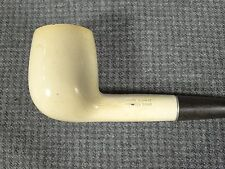 "Q - VTG Estate Tobacco Pipe Marked ""White Summit Century Old Briar Italy"""