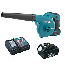 Makita DUB182Z 18-Volt LXT VS Cordless Blower with 4.0 Ah Battery, and Charger