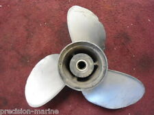 389925 Stainless Steel Propeller 15X17, Fit OMC
