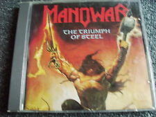 Manowar-The Triumph of Steel CD-Made in Germany