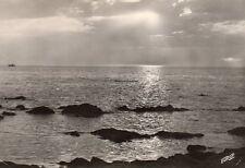 Cote atlantique - Coucher de soleil