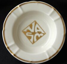 Vintage HOLLAND AMERICA LINE NASM Ceramic Ashtray Mosa