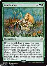 ABUNDANCE Nissa Vs Ob Nixilis Duel Deck Magic MTG cards (GH)