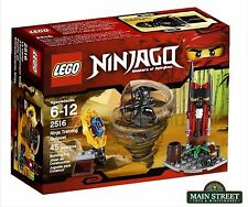 Lego Ninjago Ninja Training Outpost 2516 New - Free Shipping