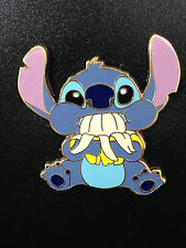 JDS Disney Tokyo Japan Banana Stitch Eating Bananas Pin