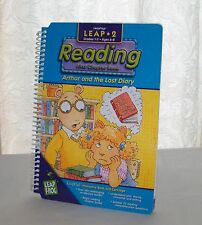 Leap Frog Reading - Arthur and the Lost Diary LeapPad Leap 2 - Book ONLY