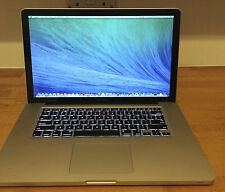 "Apple MacBook Pro 15"" CORE i7  2.66GHZ✔ 500 GB ✔4 GB✔ FREE DELIVERY A1286"