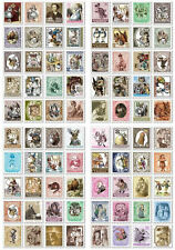Vintage Alice in Wonderland Stamps Stickers Kawaii Diary Deco Scrapbooking 40pcs