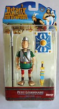 VERY RARE ASTERIX PETIT LEGIONNAIRE FIGURE OLYMPIC GAMES LANSAY TOYS NEW MOSC !