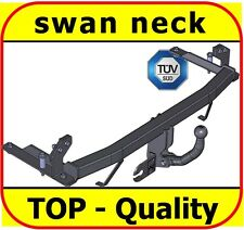 Towbar TowBall Opel / Vauxhall Corsa C 2000 to 2006 / swan neck TowHitch Trailer