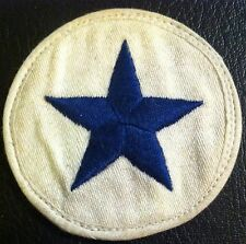 ✚6046✚ GERMAN NAVY WW2 KRIEGSMARINE BOATSWAIN EM'S CAREER SLEEVE INSIGNIA PATCH