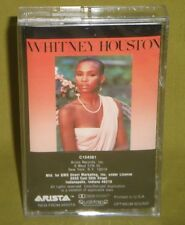 Whitney Houston Self Titled 1985 ARISTA BRAND NEW Cassette