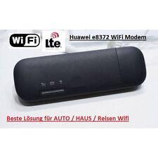 Huawei E8372h WiFi Hotspot 150Mbps LTE 4G 3G USB Auto Surfstick WLAN Modem