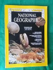 NATIONAL GEOGRAPHIC - MARCH 1969 VOL 135 #3 - THE MAGIC LURE OF SEA SHELLS