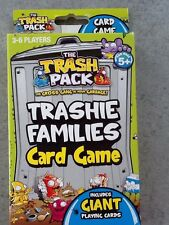 Pack familles Trashie corbeille jeu de cartes Voyage oliday happy famalies style new