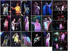 23 Marillion colour concert photos Reading 1983, including Fish Grendel mask