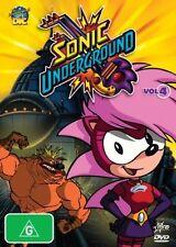 Sonic Underground : Vol 4 (DVD, 2006)