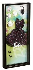 Barbie collector doll fashion robe le look-tea party-black label-X9190