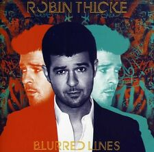 Robin Thicke - Blurred Lines [New CD] Asia - Import
