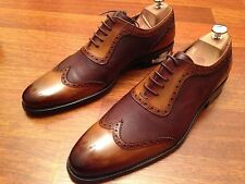 Spectacular top line Shoes.- Best Oxfords in the World- PATINA US11D, EU44- SP02