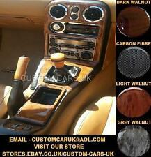 Walnut Or Carbon Fibre 3D Dash Kit Mazda MX-5 MK1 Miata Eunos Roadster 1989-98