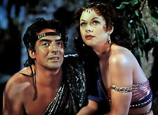 PHOTO SAMSON ET DALILA - HEDY LAMARR & VICTOR MATURE  #45689