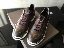 NEW Louis Vuitton In Motion Sneaker MONOGRAM 10.5 11 US  KANYE !!!