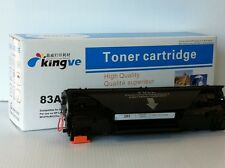 1PK New Compatible Black Toner for HP CF283A 83A fits HP Pro MFP M127fw,M125mw