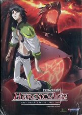 Heroic Age - The Complete Series Part Two (DVD, 2009, 2-Disc Set)