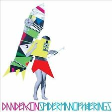 Dan Deacon Spiderman Of The Rings coloured w/download vinyl LP NEW sealed