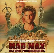 Mad Max Beyond Thunderdome - 2 x CD Complete - Limited 3000 - Maurice Jarre