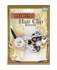 Ladies Steam Punk Hair Clip Victorian Science Fiction Fancy Dress