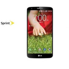 LG-LS980 Black Sprint Smart Phone Great Condition Comes Otter Case Screen Is Bad